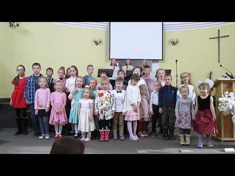 Детский хор Церковь Антиохия г Чита