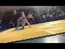 НОКАУТ (печень) Боец СК Гелиос Гаджиев Рашид на турнире в г. Дубне (бой 2).