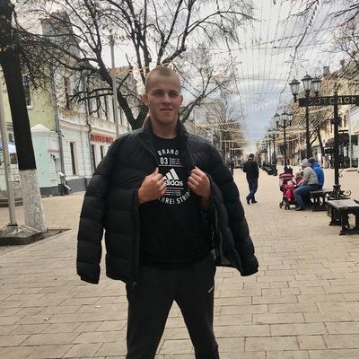 Даниил Тычкин, Красноярск