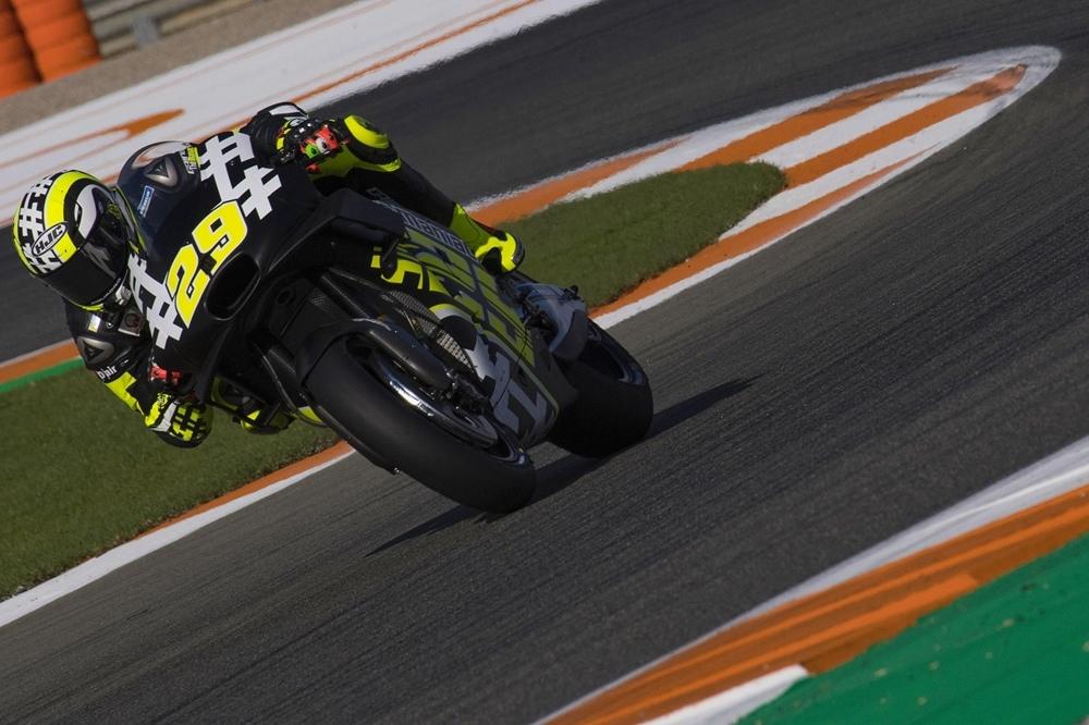 Результаты 1-го дня послесезонных тестов MotoGP в Валенсии