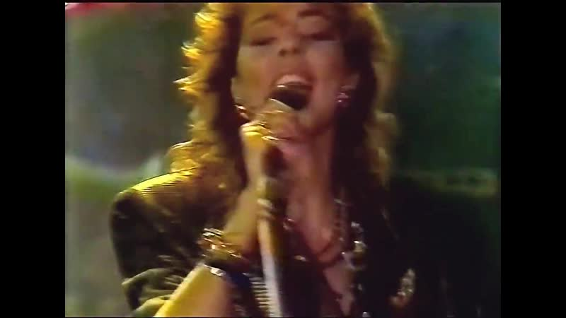 Sandra - In The Heat Of The Night (Rock Pop Music Hall, 02.11.1985) Germany