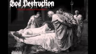 God Destruction Satan´s Storm 2014