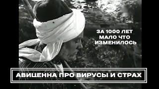 Авиценна про вирусы За тысячу лет мало что изменилось Отрывки из фильма Авиценна СССР 1956 г
