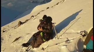 Summit of Elbrus 5642- 2019 with Makalu Extreme Treks Expeditions, International team