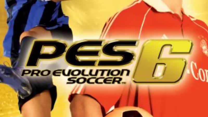 KAmbAr и Orand играют и комментируют матчи в Pro Evolution Soccer 6