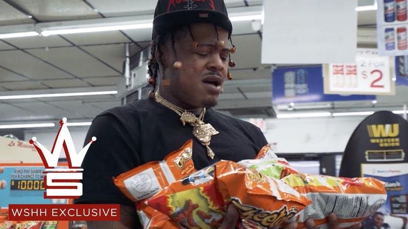 Sosamann Cheetos (WSHH Exclusive - Official Music Video)