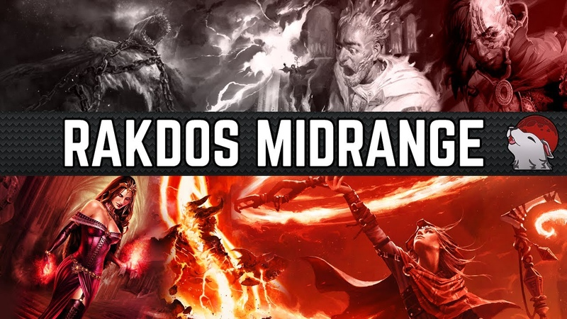 [Modern] Rakdos Midrange - Skelemental Kroxa 🔴⚫️ Dark Confidant Channeler - Whered Lurrus go!