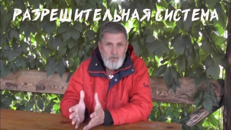 Родовое право РАЗРЕШИТЕЛЬНАЯ СИСТЕМА Валерий Ларионов