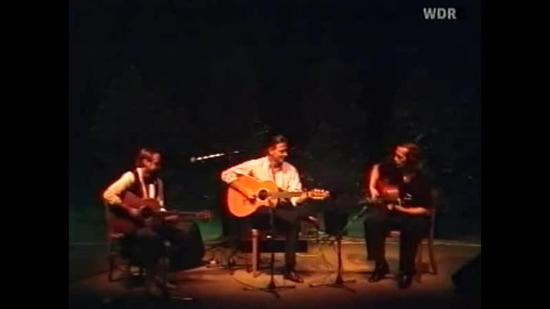 John McLaughlin Al DiMeola Paco De Lucia трио 81 DVD 2