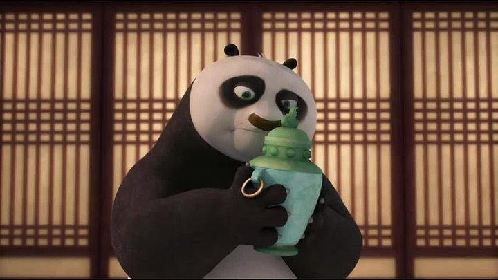 Мультфильм Кунг фу Панда: Удивительные легенда 18 серия HD
