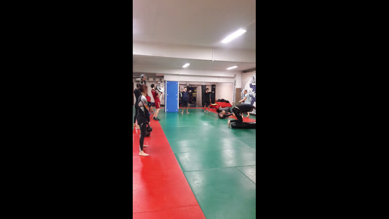 Live: Спортивный Клуб ДЖАНГАР