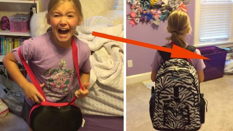 Девочка потеряла лучшего друга Через месяц она нашла это в своей комнате