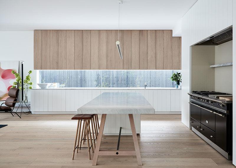 Современный дизайн для комфортной семейной жизни: светлый дом в Мельбурне || 01