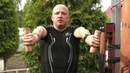 2. Разминка плечевого сустава. Профилактика травм при работе на макиваре.