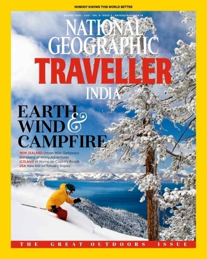 National Geographic Traveller India – August 2019