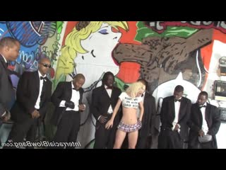 Прожарка Белого мяса Jada Stevens - DogFart - InterracialBlowbang, Anal, Big Ass Booty, Teen, Hardcore, Cowgirl, Pornstar, Gape
