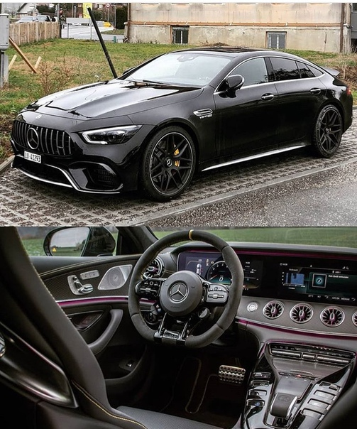 Mercedes AMG GT63s????