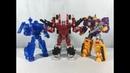Transformers Siege Fan Vote Battle 3 Pack - Holo Mirage, Powerdasher Aragon Impactor Review