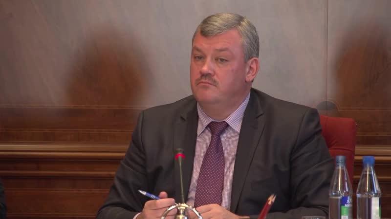 Заседание правительства РК о необходимости отмены оплаты кап ремонта на угасающих поселках Воркуты 2015 год