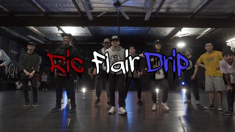Ric Flair Drip Melvin Timtim choreography SRank Freestyle