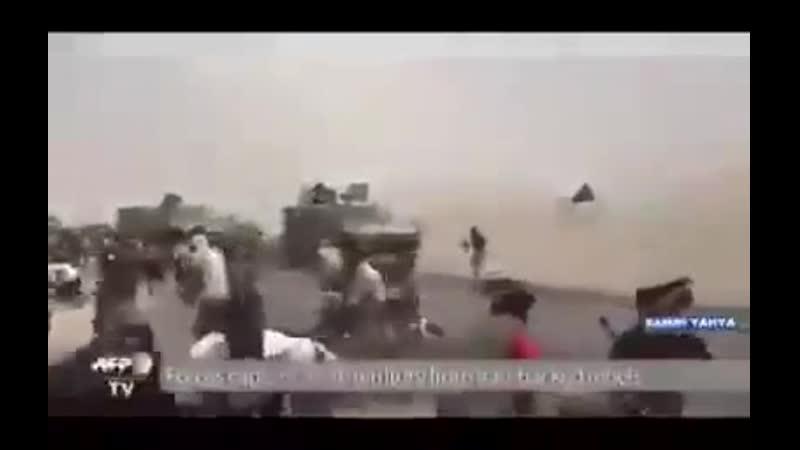 ВВС ОАЭ нанесли удар по хадистам в Адене 30 августа 2019 го