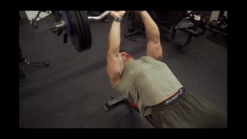 ARM SUPERSET Workout Pumped up for the Arnold