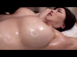 Okita Anri - Okita Apricot Pear Tits Full Course Heck Painting In Oil 101cmKcup