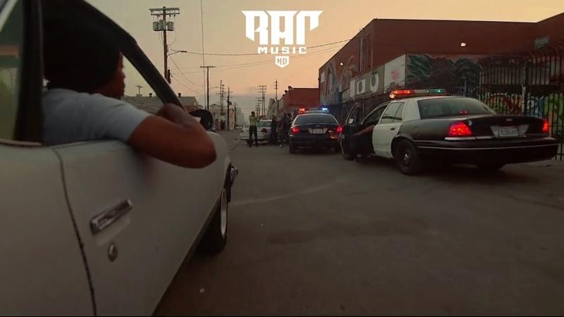 The Notorious B.I.G. ft. 2Pac Runnin Izzamuzzic Remix 24 hours in criminal LA