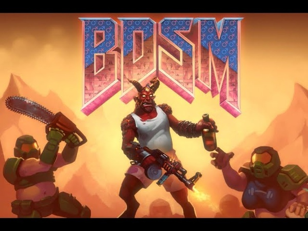 BDSM Big Drunk Satanic Massacre Demo 1 вирус головного мозга дошел до АДА