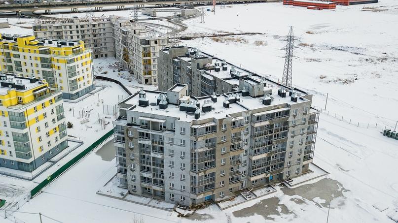 Отчет о ходе строительства март 2020. ЖК «Апрель», изображение №10