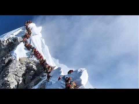 Эверест 2019 20 альпинистов погибло