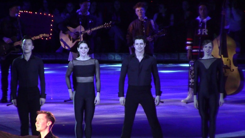 Let You Go - Virtue Moir - Rock the Rink 2019 - Laval