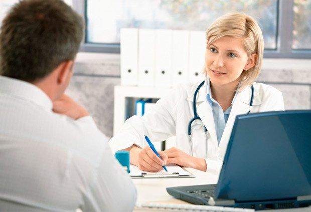 Процедура колоноскопии назначает врач