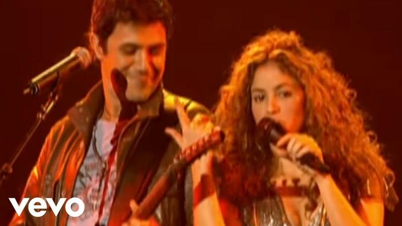 Shakira La Tortura Live