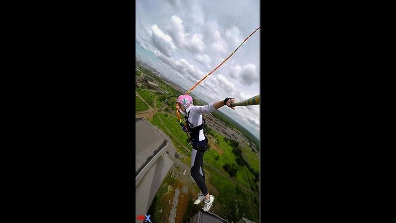 Ekaterina B Sarkofag79 ProX Rope Jumping Chelyabinsk 2017 1 jump