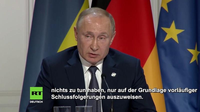 Putin zu Tiergarten-Mordopfer Das war ein blutrünstiger Mörder und Drahtzieher von Terrorakten