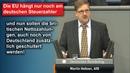 Martin Hebner AfD die EU hängt nur noch am deutschen Steuerzahler