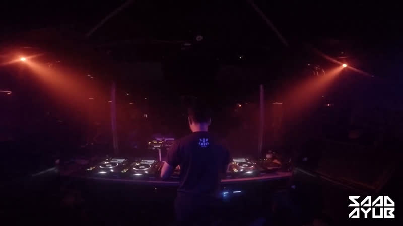 Saad Ayub - Coda, Toronto @saadayub Periscope Techno music