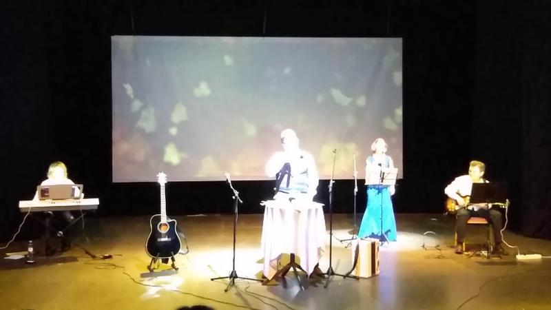 01 02 2020 Музы Есенина концерт Мая Порецкого 13