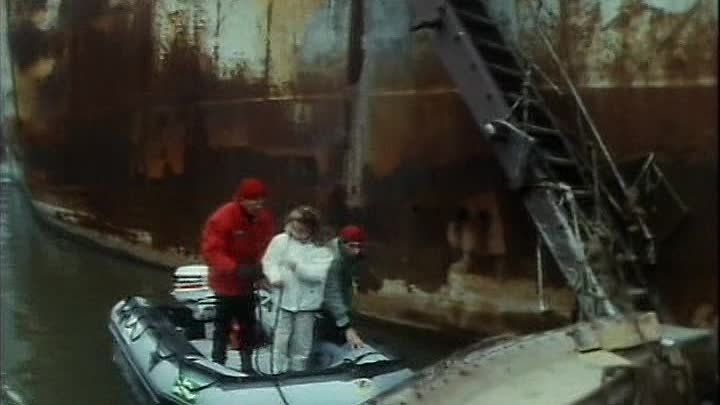 Дунай 4 - Состязание наводнений. 1992. ( Одиссея Жака Кусто ).
