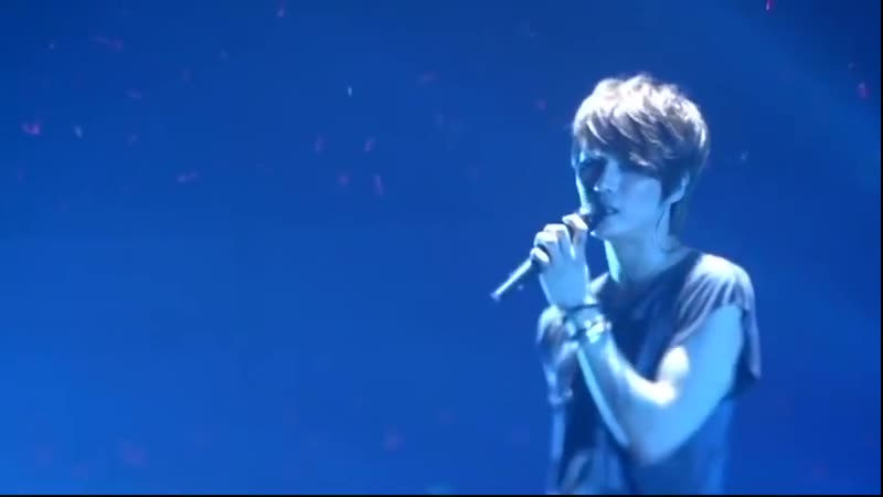 [DVD Cut] KIM JAEJOONG - 09.All alone _2013 GRAND FINALE LIVE CONCERT AND FAN MEETING_
