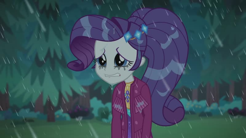 MLP: Equestria Girls Shorts | Inclement Leather (Wet Rarity Ending)