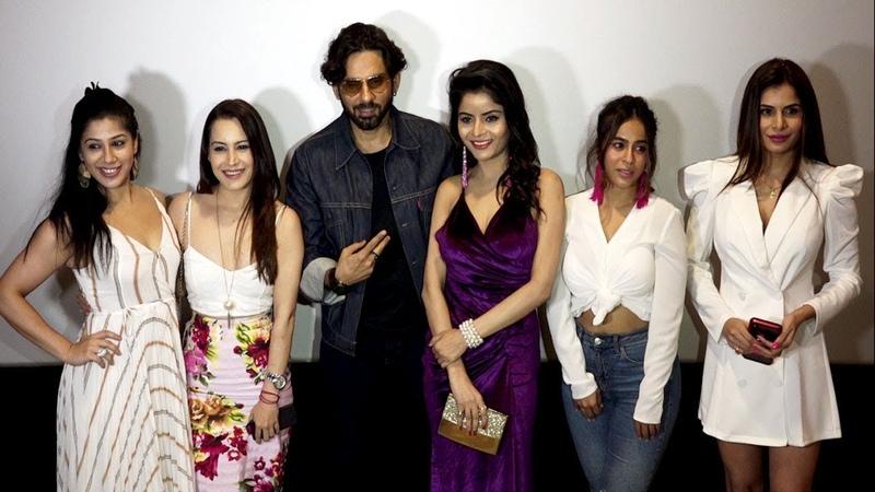 Vivan Bhatena Amit Behl At The Ullu App Upcoming Series MeToo Wolf Press Meet Of Celebrity News