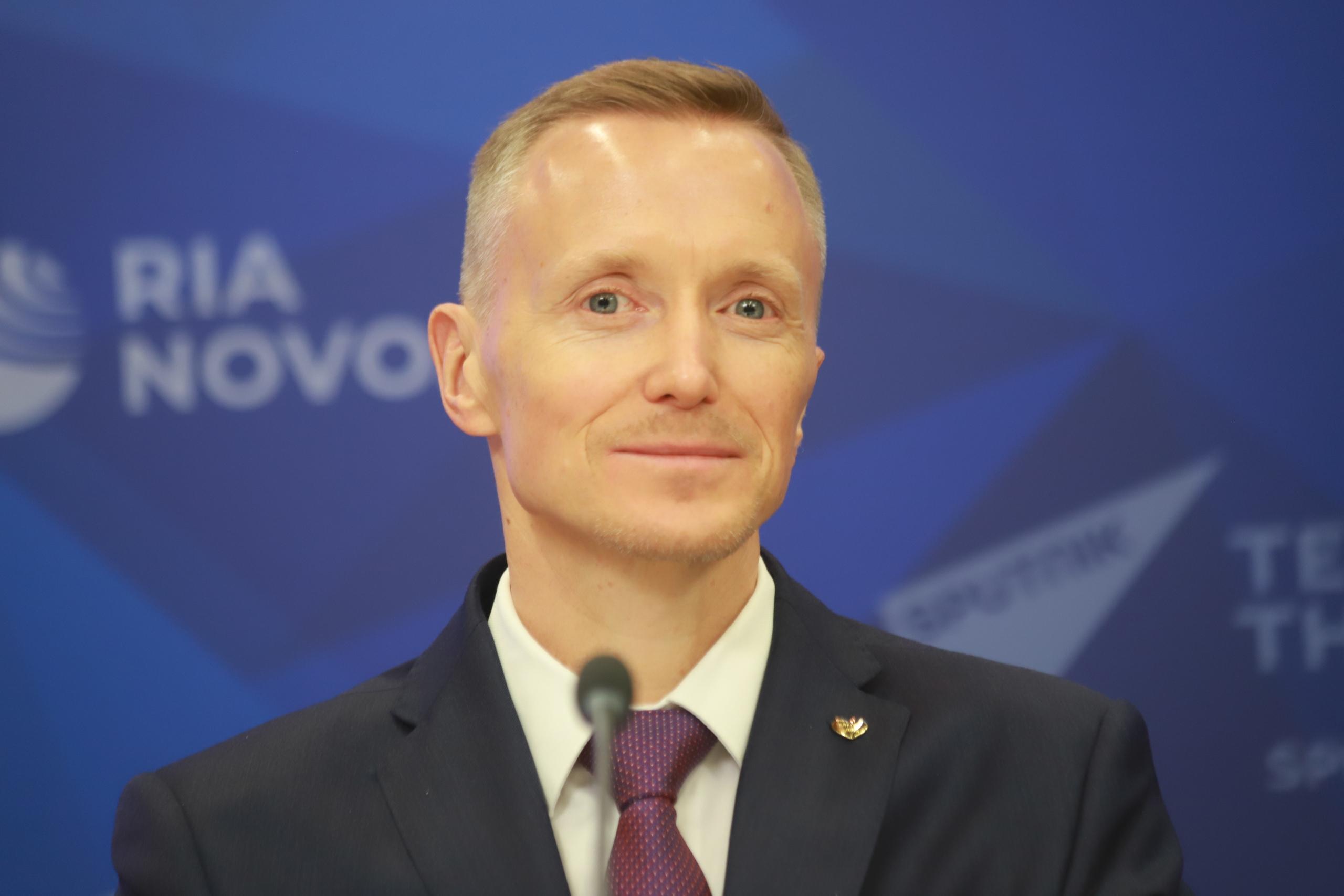 Александр Усанин