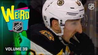 It's Been That Kind of Week | Weird NHL Vol. 39