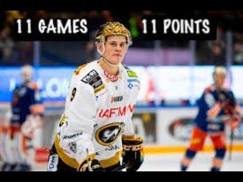 Jesse Puljujärvi EXTENDED Liiga Highlights Early 2019