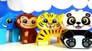 Lego Duplo 10884 My First Balancing Animals - Лего Дупло 10884 Мои первые цирковые животные.
