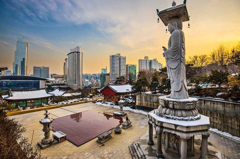 Страны мира — Южная Корея, изображение №5