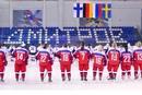 В спортивном комплексе Дмитров с 8 по 10 ноября общероссийская общественная организация Федерация хоккея России проводит Международное соревнование Турнир четырех наций среди
