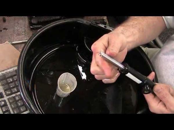 BMW K1200LT Steering Damper Service and Rebuild DIY